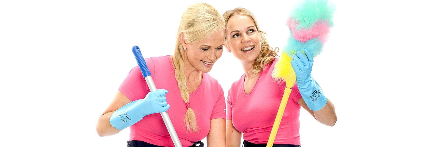 Juhlien siivousta Espoossa