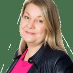 Palvelusiivouspäällikkö Tuula Vattulainen